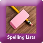 TP-spelling lists